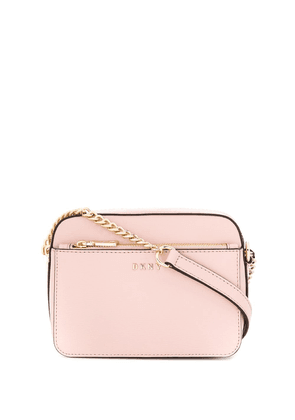 DKNY Bryant Sutton camera bag - PINK