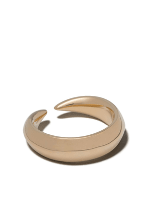 Shaun Leane Arc wide band ring - Yellow Gold Vermeil