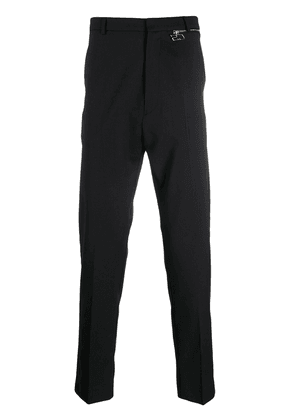 Cmmn Swdn zip-pocket tailored trousers - Black