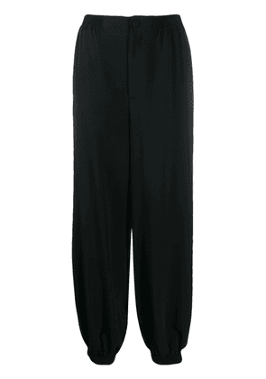 Gucci Cady harem-style trousers - Black