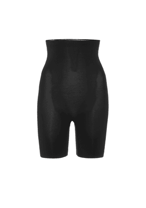 Contour Control stretch-cotton shorts