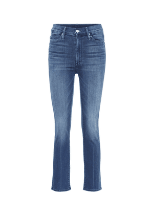 The Rascal high-rise cropped jeans
