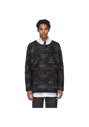House of the Very Islands Multicolor Recycled Wool Socialism Pullover