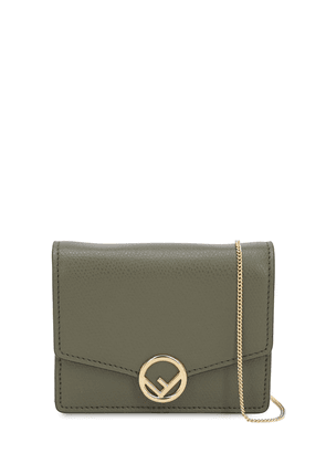 Micro Leather Card Holder Bag