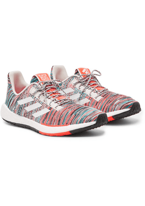 adidas Consortium - + Missoni Pulseboost Hd Stretch-knit Sneakers - Multi