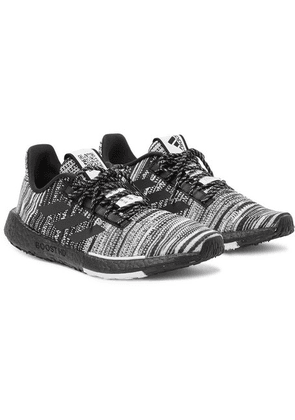 adidas Consortium - + Missoni Pulseboost Hd Stretch-knit Sneakers - Black