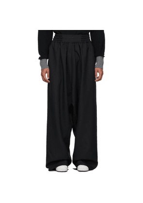 Random Identities Black Boxing Lounge Pants