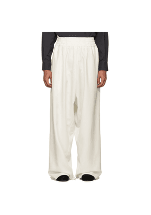Random Identities White Boxing Lounge Pants