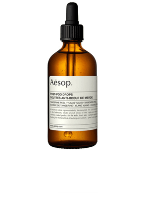 Aesop Post-Poo Drops in N/A. Size all.