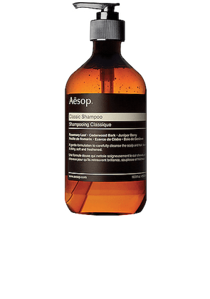 Aesop Classic Shampoo in N/A. Size all.