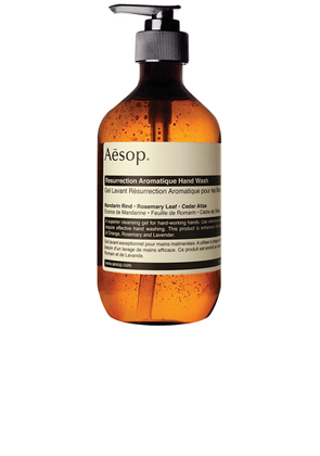 Aesop Resurrection Aromatique Hand Wash in N/A. Size all.