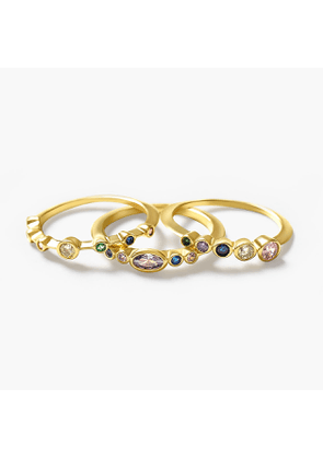 Melinda Maria Designs™ Monet stacking ring