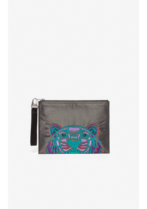 KENZO 'Holiday Capsule' A4 Tiger 'Kampus' clutch