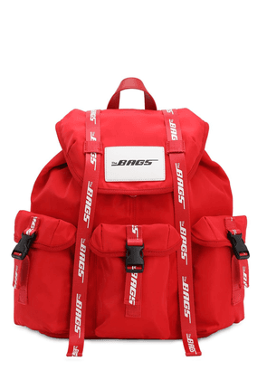 The Bags Nylon Backpack