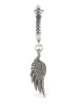 Left Wing Charm Mono Earring