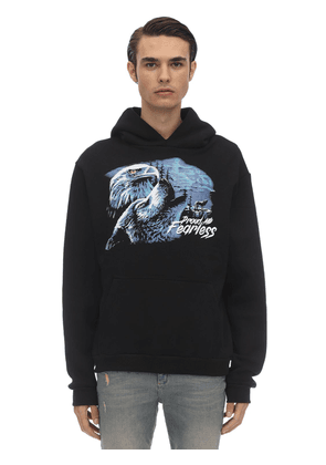 Fearless Cotton Hoodie