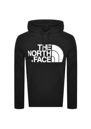 The North Face Standard Logo Hoodie Black