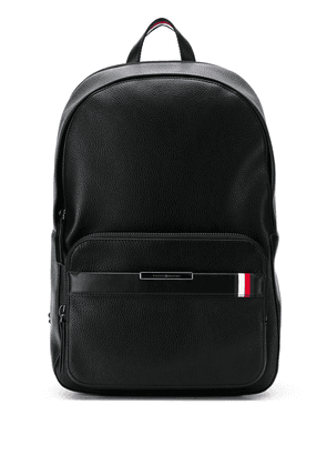 Tommy Hilfiger Downtown laptop backpack - Black