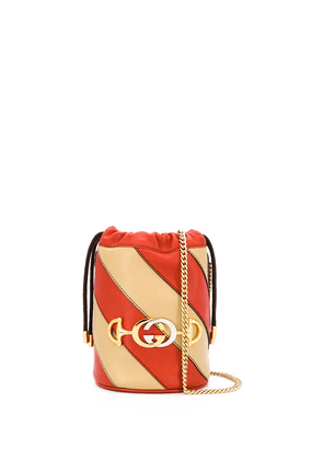 Gucci mini Zumi bucket bag - NEUTRALS