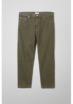Funnel Denim Forest Green Chino - Green