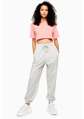 Womens Tall 90'S Grey Oversized Joggers - Grey, Grey