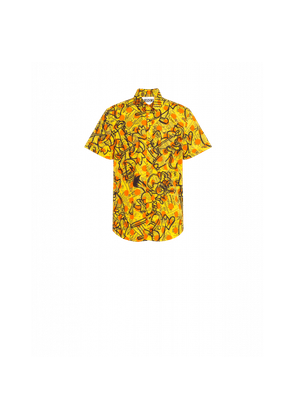 Yellow Pages Poplin Shirt