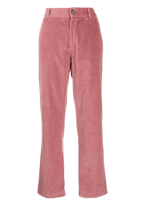 Cotélac straight-leg trousers - PINK