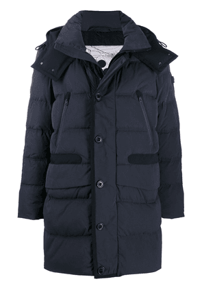 Peuterey quilted puffer jacket - Blue