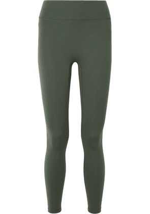 All Access - Center Stage Stretch Leggings - Green