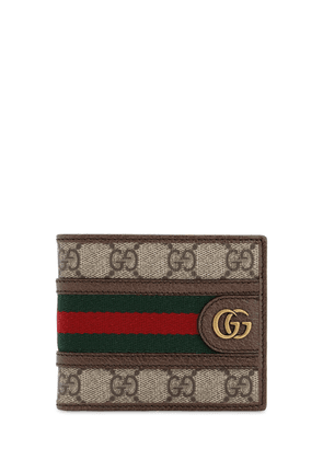 Gg Supreme Ophidia Billfold Wallet