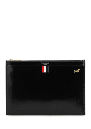 Smooth Leather Pouch