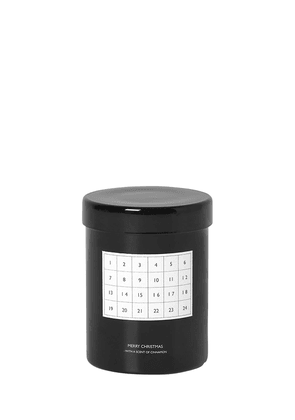 Christmas Calendar Scented Candle