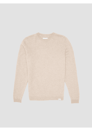Norse Projects Sigfred Lambswool Knit Oatmeal Melange