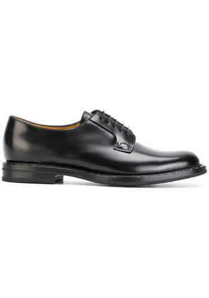 Church's Shannon studded Derby shoes - Black