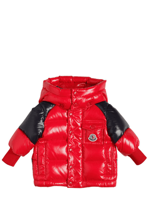 Biarriz Nylon Down Jacket