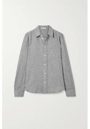 Alex Mill - Cotton-voile Shirt - Gray