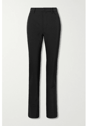 Maison Margiela - Twill Slim-leg Pants - Black