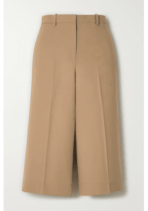Theory - Stretch-wool Culottes - Camel