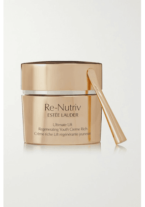 Estée Lauder - Re-nutriv Ultimate Lifting Regenerating Youth Creme, 50ml - one size