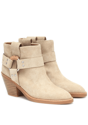 Eddy suede ankle boots