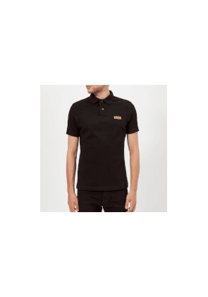 Barbour International Men's Essential Polo Shirt - Black - L