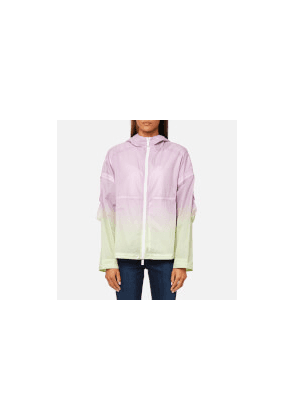 Hunter Women's Original Colour Haze RP Jacket - Parchment - S - Pink
