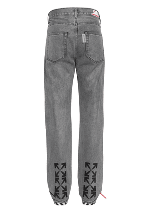 Waterproof Relaxed Tapered Denim Jeans