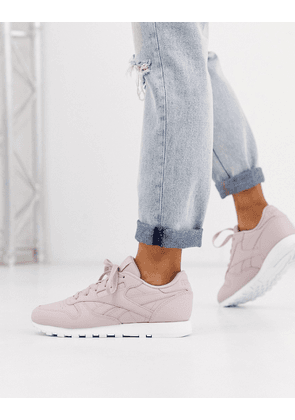Reebok Classic Leather double trainers