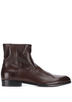 Buttero ankle boots - Brown