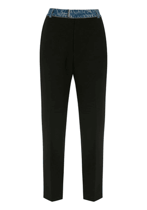 Tufi Duek cropped trousers - Black