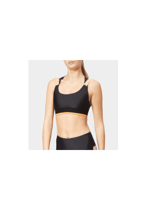 P.E Nation Women's Overtime Crop Top - Black - L - Black