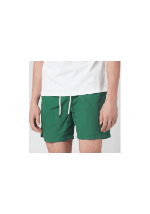 Polo Ralph Lauren Men's Traveller Swim Shorts - Stuart Green - M