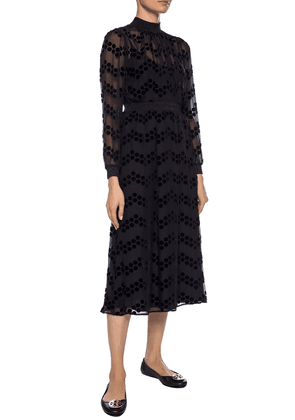 Embroidered Dress, Tory Burch, Women, Multicolor