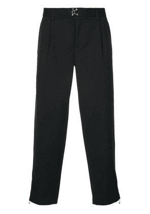 Kolor cropped tailored trousers - Blue